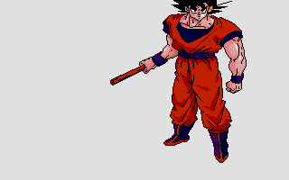 Coder Corner » Archivio Blog » Atari ST graphics - Dragonball Z